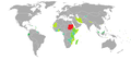 Visa requirements for Sudanese citizens.png