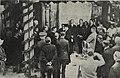 Visit of Tomáš Garrigue Masaryk in Basilica of Saint Procopius in Třebíč, Třebíč District.jpg