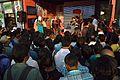 Visitors Interaction - Zee Bangla Pavilion - 38th International Kolkata Book Fair - Milan Mela Complex - Kolkata 2014-02-09 8727.JPG