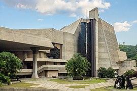 Arquitectura Brutalista Wikipedia La Enciclopedia Libre