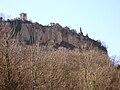 Vista di Civita di Bagnoregio dal basso.jpg