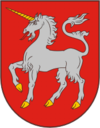 Coat of arms of Vištytis