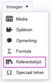 VisualEditor Reference List Insert Menu-nl.png