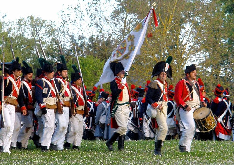Vitoria - Recreación histórica de la Batalla de Vitoria, bicentenario 1813-2013 013