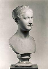 Bust of Vittoria Caldoni