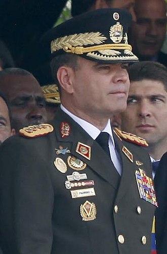 Vladimir Padrino López - Image: Vladimir Padrino López