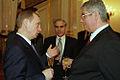 Vladimir Putin with Ion Diaconu.jpg