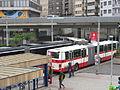 Vltavska provoz MHD povodne 2013 05.jpg