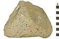Volcanic Ash from Montserrat 1 - Smithsonian Rock Sample NMNH-EO 045901.jpg