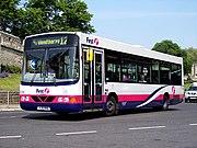 First York bus in York