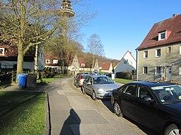 Von-der-Goltz-Allee in Kiel