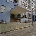 Voorgevel, detail ingangspartij - Amsterdam - 20357063 - RCE.jpg
