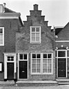 foto van Huis met trapgevel met pinakel