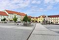 Votice, Komenského square.jpg