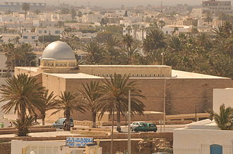 Great Mosque of Mahdiya - General view of the mosque