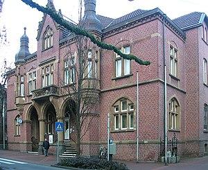Würselen - Würselen Town hall