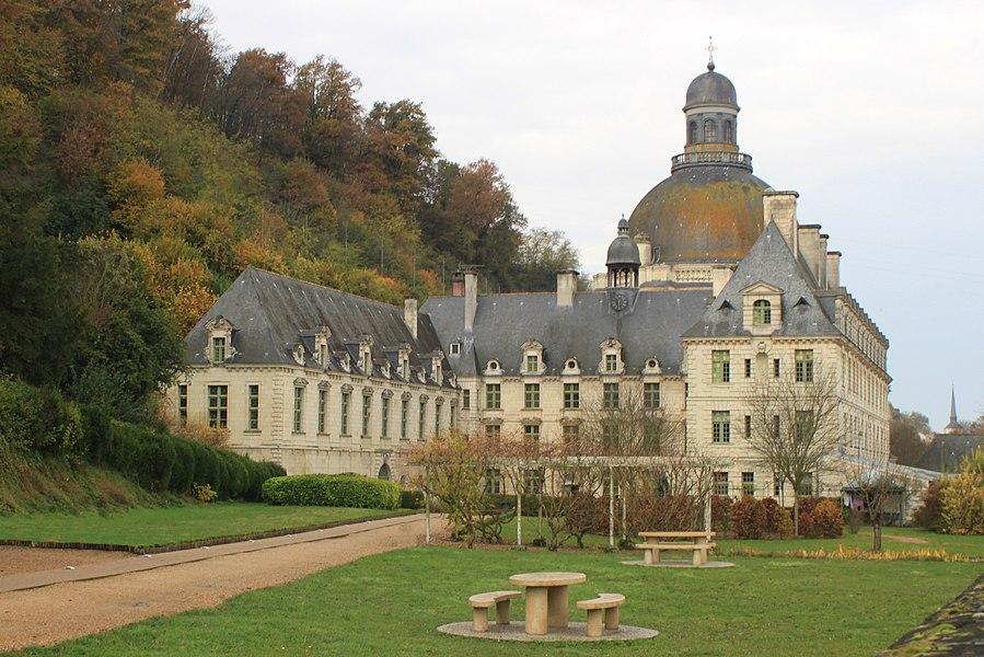 Couvent Notre-Dame-des-Ardilliers, Fr-49-Saumur.