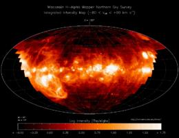 Gas interstellare