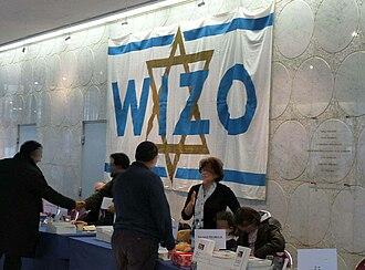 Women's International Zionist Organization - WIZO book fair in Strasbourg, France, 2009