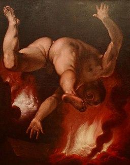 WLANL - Urville Djasim - De val van Ixion - Cornelis van Haerlem