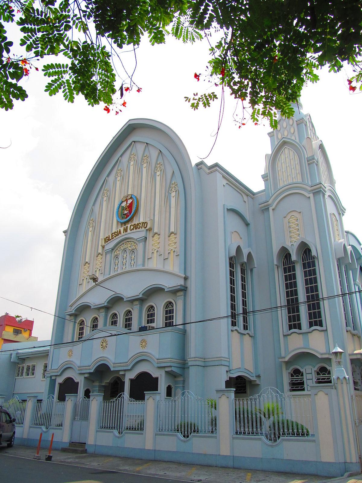 iglesia ni cristo chapel  punta