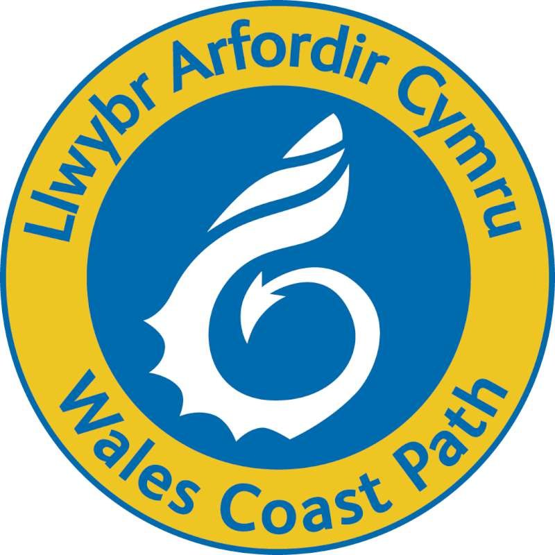 Wales coast path logo