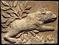 Wall panel with a charging bear MET DT232145.jpg