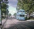 Walsall Trolleybus in Wolverhampton Road, Bloxwich - geograph.org.uk - 1630963.jpg