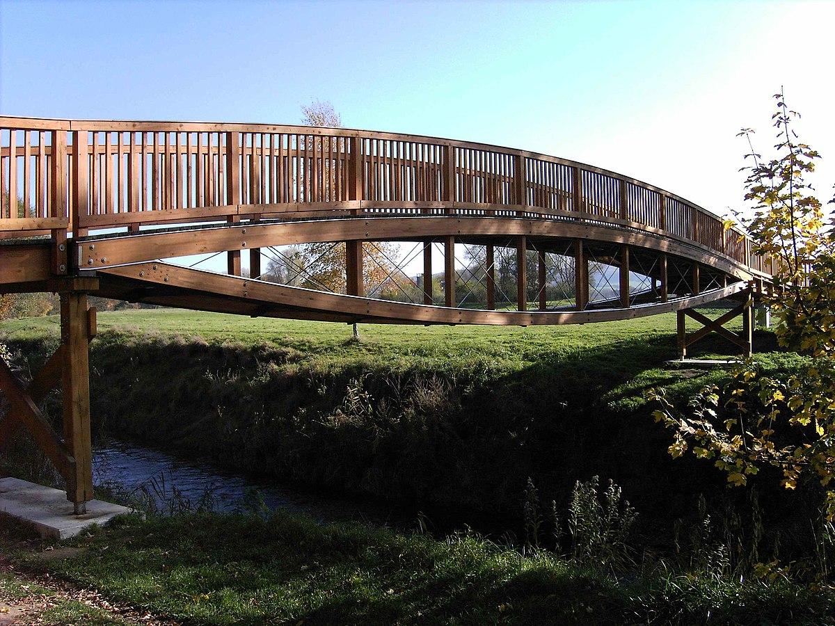 Histoire des ponts en bois wikip dia for Histoire des jardins wikipedia