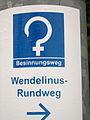 Wanderweg Schild St. Wendel 04.JPG