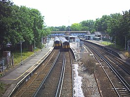 Wandsworth Common Station. - geograph.org.uk - 20218.jpg