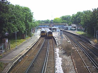 Wandsworth Common railway station