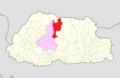 Wangdue Phodrang Saephoog Gewog Bhutan location map.png