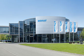 Wanzl (Company) - Wanzl headquarters in Leipheim