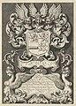 Wapen van Ernst Casimir, graaf van Nassau-Dietz, RP-P-OB-105.001.jpg