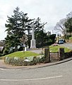 War memorial, Higher Town, Minehead - geograph.org.uk - 1766858.jpg