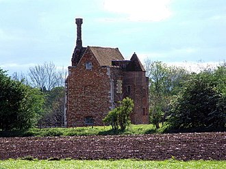 Wardon Abbey - Image: Warden Abbey (428017)