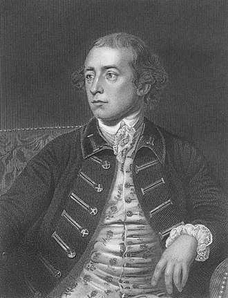 Governor-General of India - Warren Hastings, the first Governor-General of Fort William from 1773 to 1785.