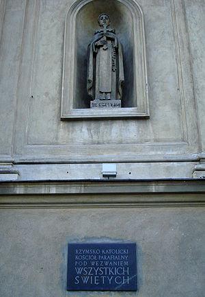 Ceslaus - Warsaw, All Saints Church