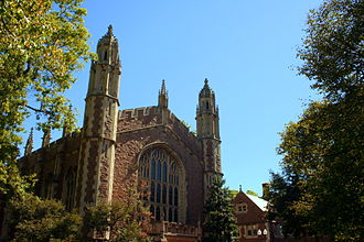 Washington University in St. Louis - Graham Chapel