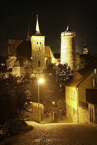 Bautzen (district) - The town of Bautzen