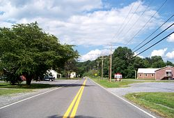 Water Street - Peterstown, West Virginia - panoramio.jpg