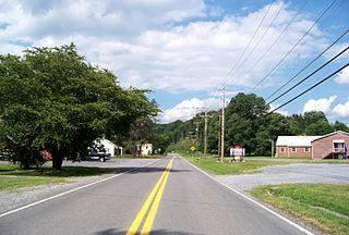 Peterstown, West Virginia Town in West Virginia, United States