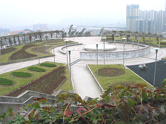 Energy in Macau - Water treatment plant in Macau