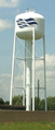 Water tower of Cash Special Utility District.png