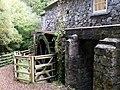 Water wheel at Nant-y-Coy mill - geograph.org.uk - 1011188.jpg