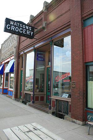 Watson's Grocery - Image: Watsons Grocery