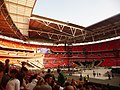 Wembley, inside the stadium - geograph.org.uk - 1500405.jpg