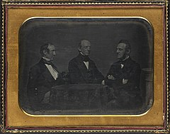 Wendell Phillips, William Lloyd Garrison and George Thompson 1851-2.jpg