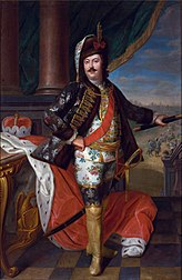 Portrait of Hieronim Florian Radziwiłł.